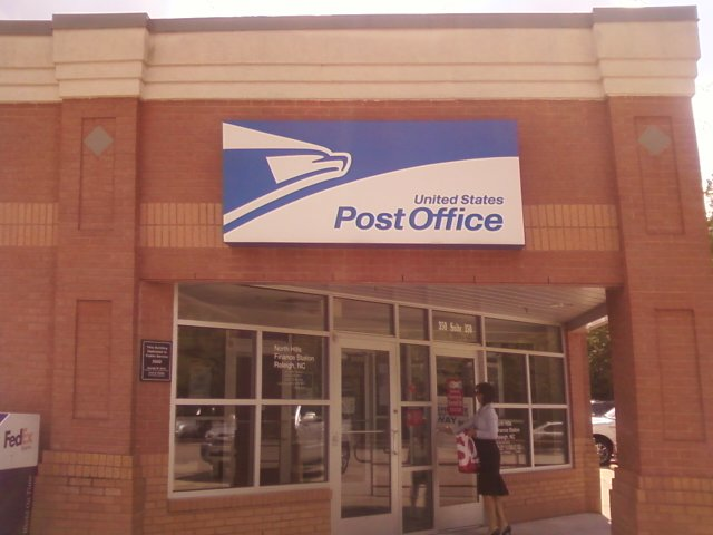 Post office safe deposit box at local postal office money safe box - Post office us post office ...